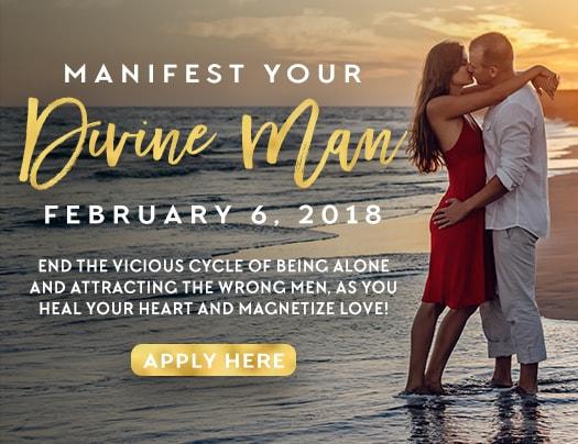 Manifest your divine man